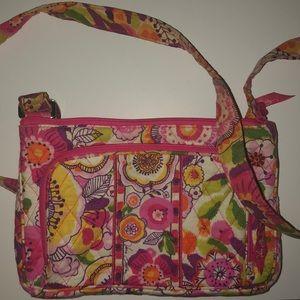 Vera Bradley little hipster purse